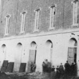 Ford's Theater as it was in 1865
