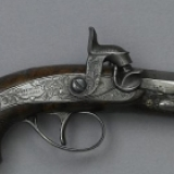Derringer Gun Used To Assassinate Lincoln